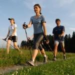 Camminare un'ora al giorno previene le malattie