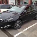 La Peugeot pronta al lancio della nuova 308